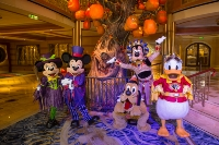 InteleTravel.com Exclusive: Get Spooked at Sea this Halloween with Disney